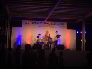 8/29 セキスイ夏祭り