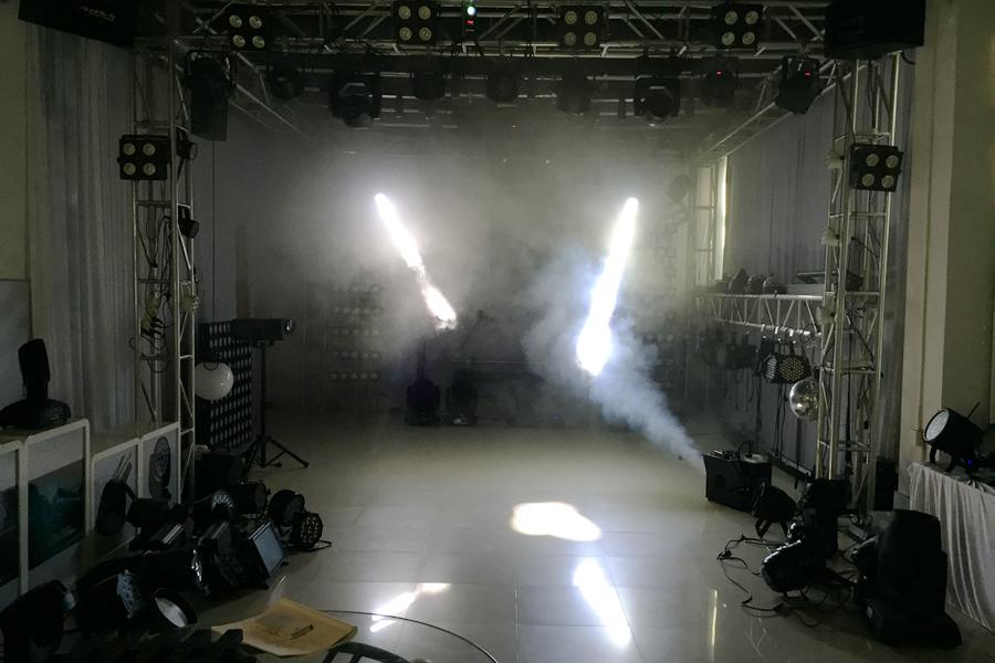 テレビ撮影照明07