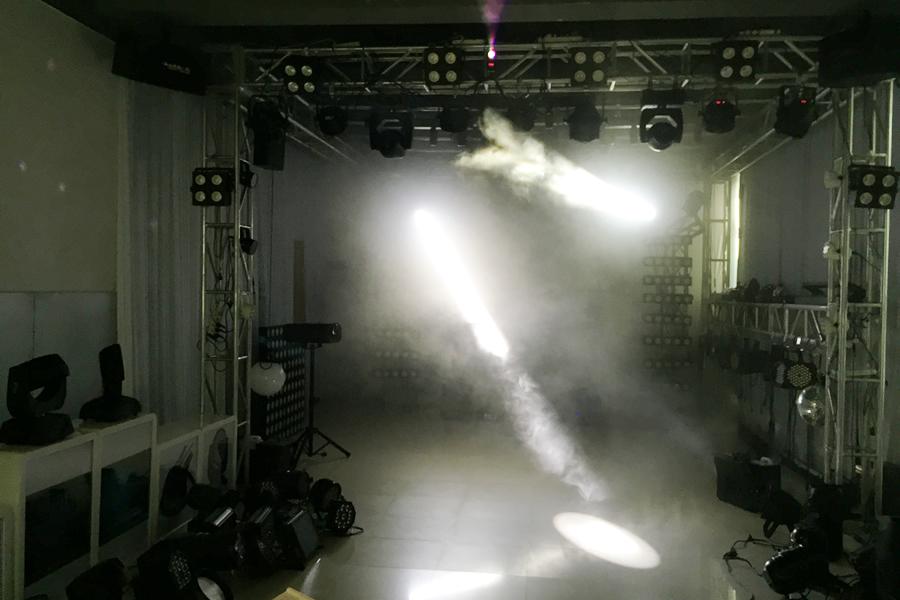 テレビ撮影照明09