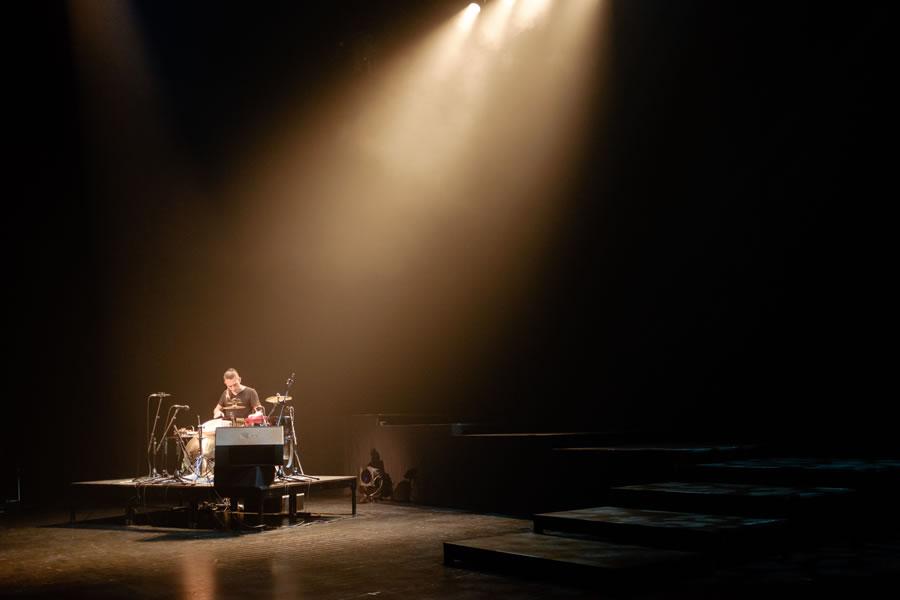 舞台照明-篠笛DrBack