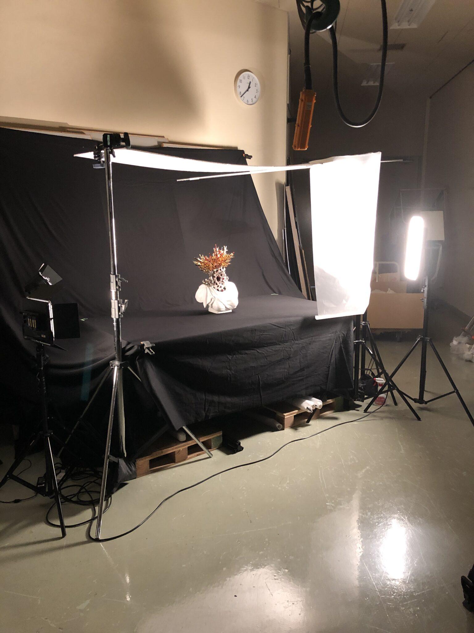 テレビ撮影照明-三輪りゅうきせい