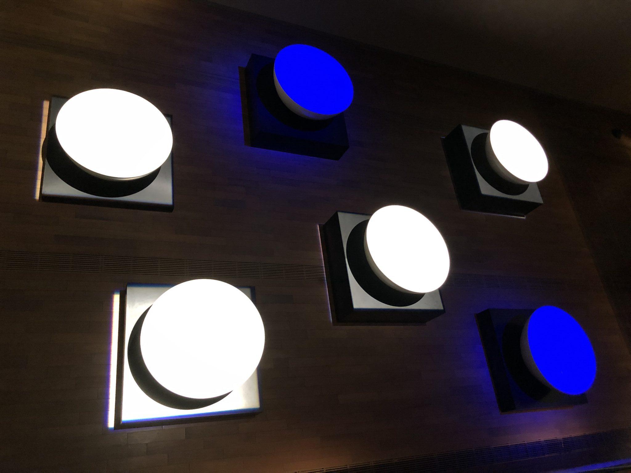 展示照明-お椀B