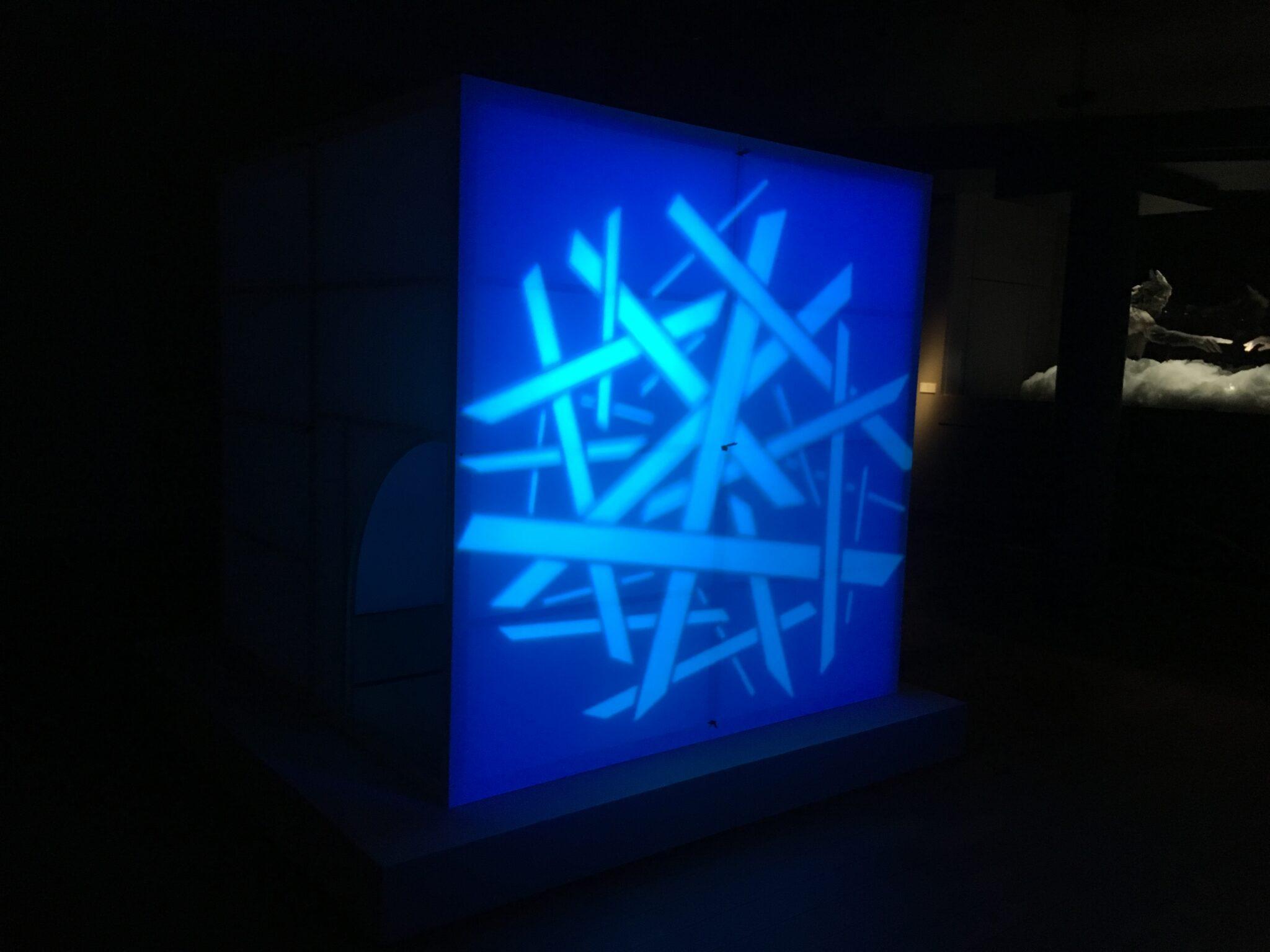 展示照明-パネル