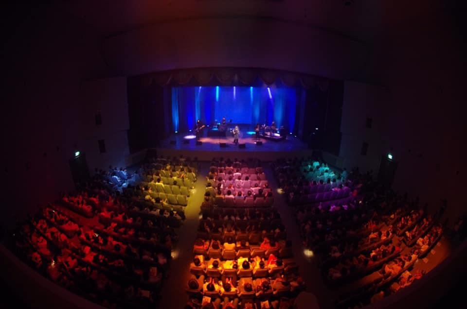 舞台照明-原侑子