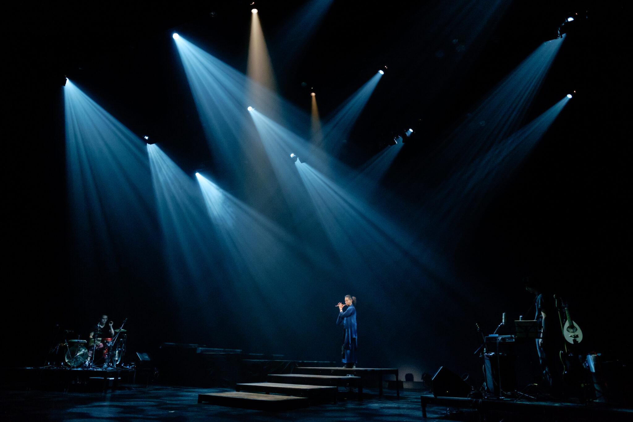 舞台照明-奏で